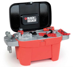 Набор инструментов Smoby Worko Black&Decker в ящике