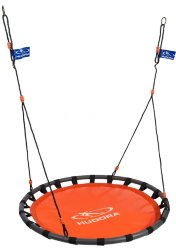 Качели HUDORA Nest Swing Alu 120, orange